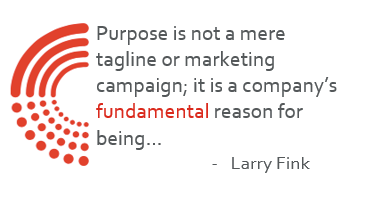 Larry Fink Social Purpose